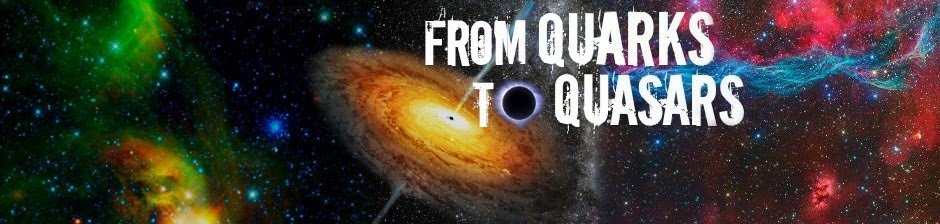 From Quarks to Quasars