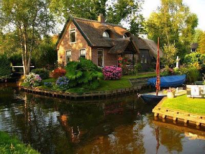 Enquanto isso na Holanda!