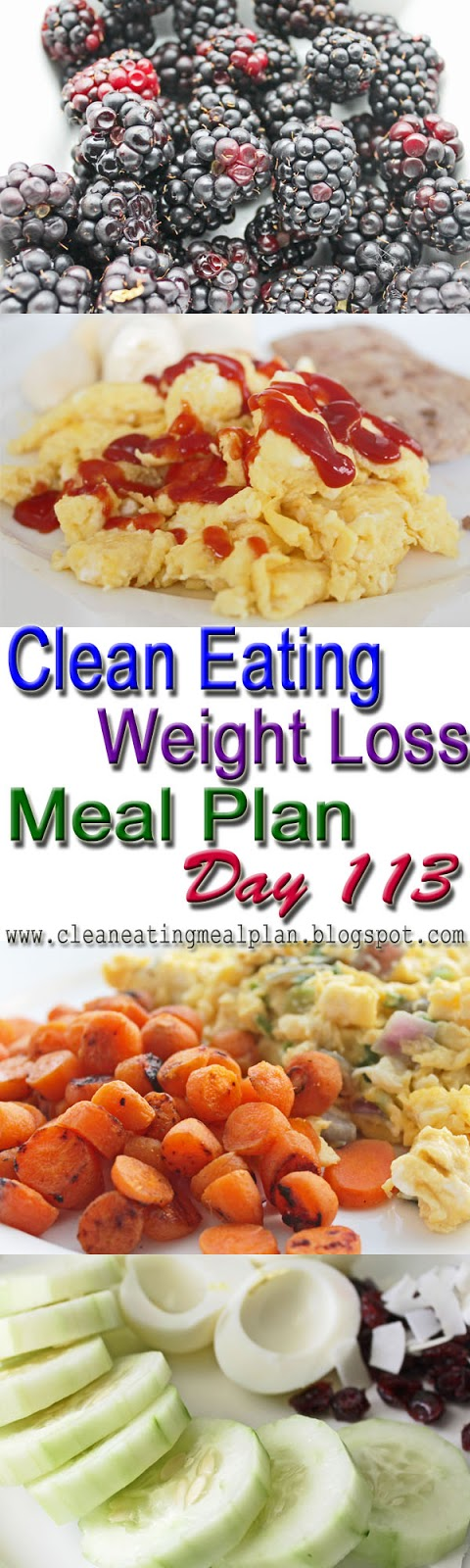 clean eating meal plan