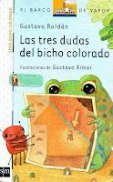 LAS TRES DUDAS DEL BICHO COLORADO