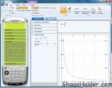 Download Microsoft Mathematics 4.0