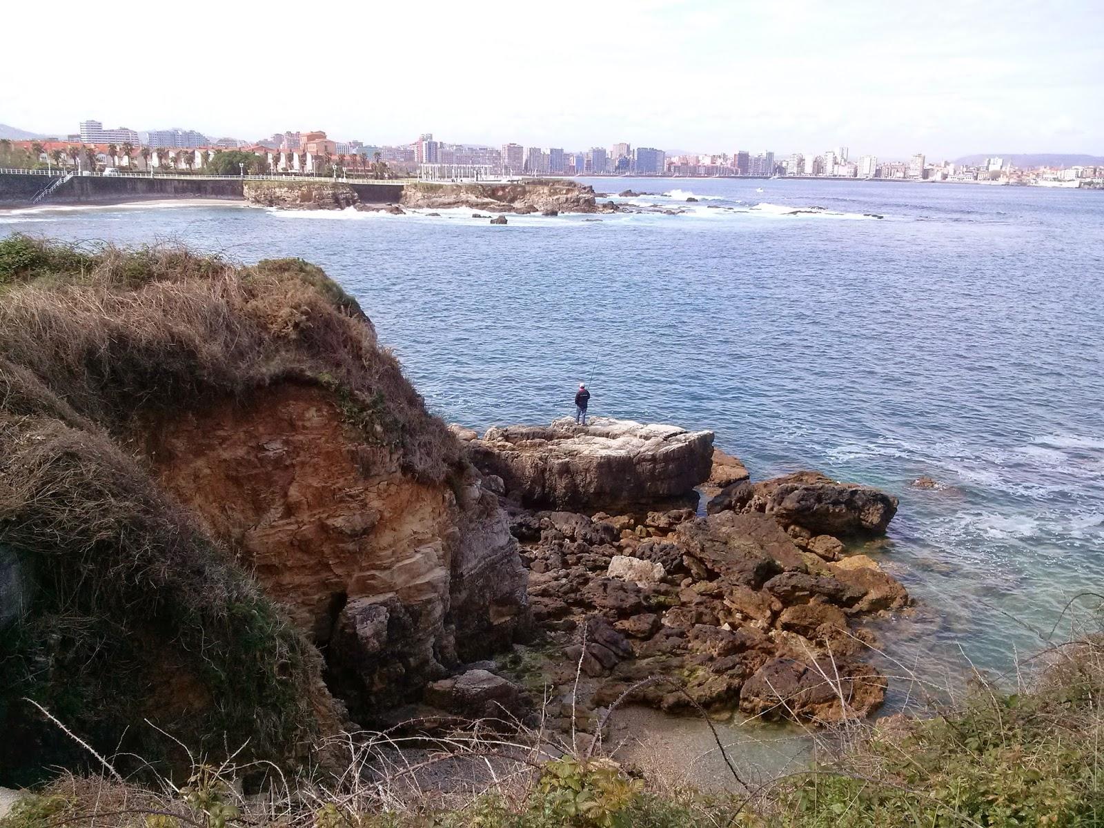 gijon asturias paseo mar