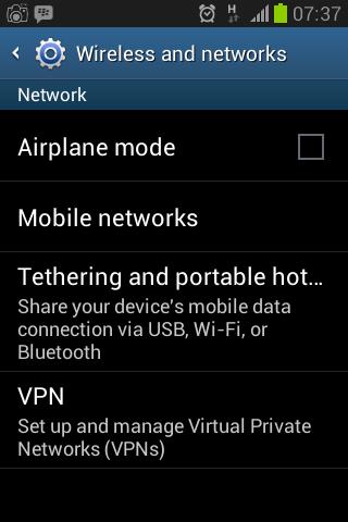 Cara Menggunakan Tethering Wi-fi Android Sebagai Modem 2