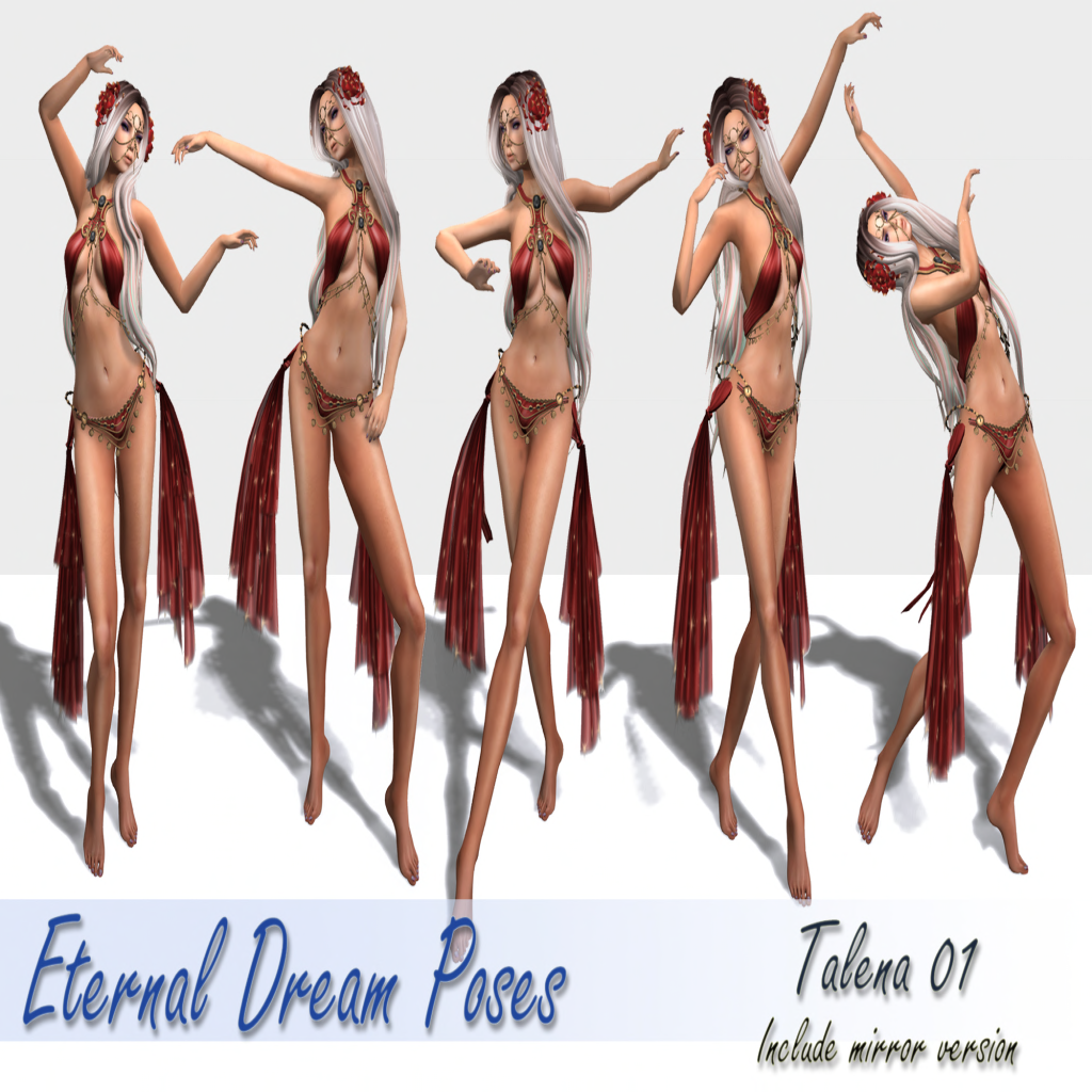Second Life Fantasy Role-play Fashion Review
