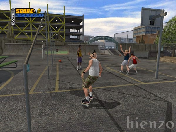 Tony Hawk's Pro Skater 4 PC Gameplay