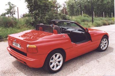 BMW Z1 2009