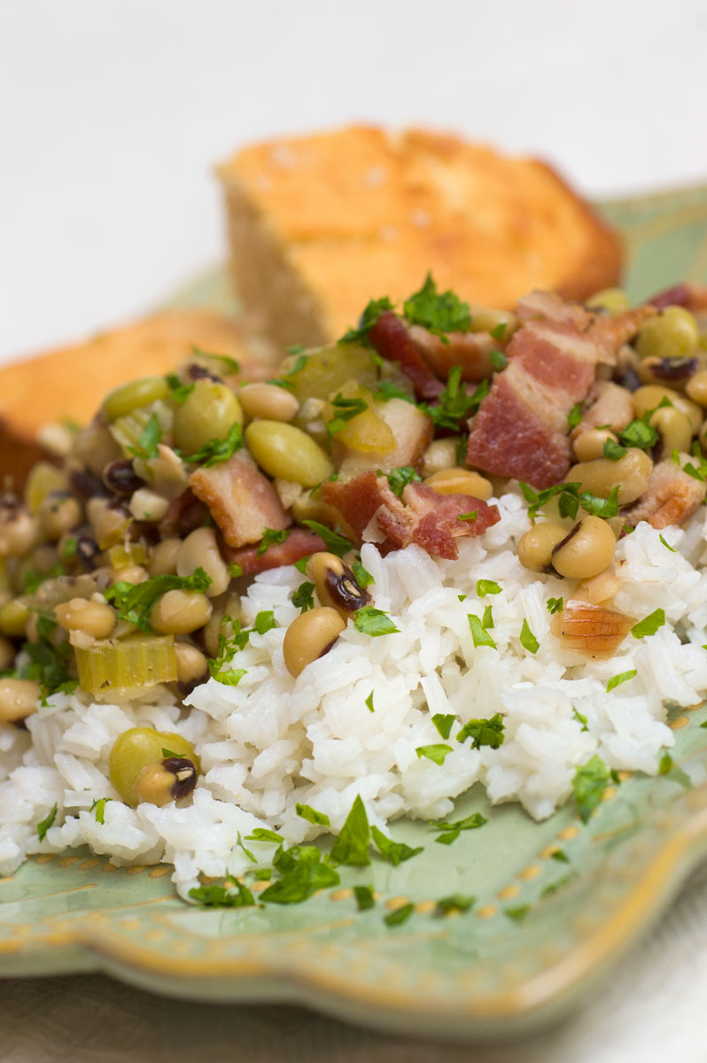Hoppin' John - A New Year's Tradition!