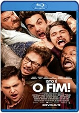 Download É o Fim Dublado RMVB + AVI Dual Áudio BDRip + 720p e 1080p Bluray Torrent
