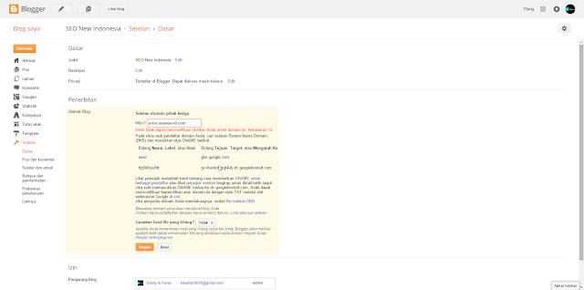 Cara Mendapatkan Domain .com Gratis Terbaru Juni 2015 dari GetSetLive