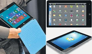Types of Tablet PC's