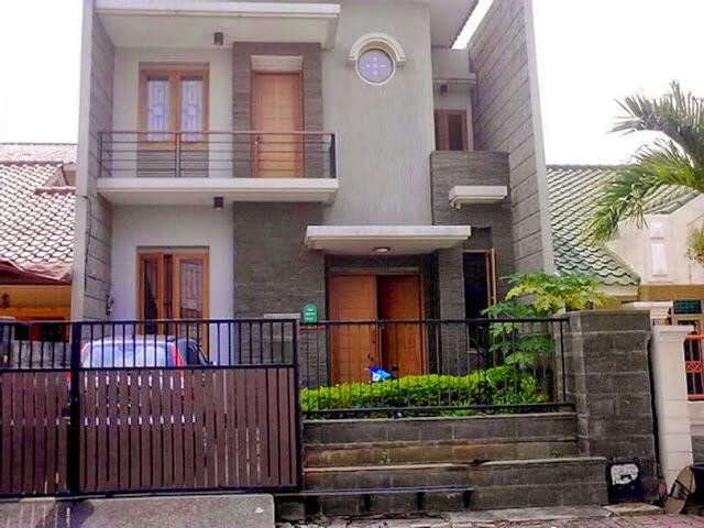 Contoh Desain Rumah Minimalis Type 36 Dengan 2 Lantai Desain Rumah