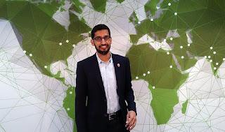Sundar Pichai CEO google terbaru