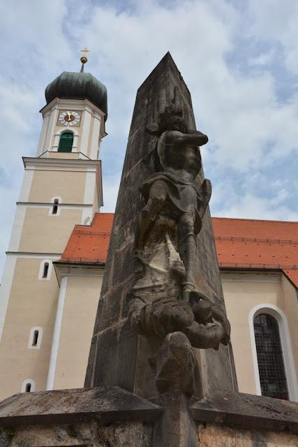 Pfarrkirche St Peter Paul Oberammergau