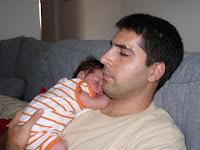 Dormir con tu hijo, uno de los placeres de este mundo
