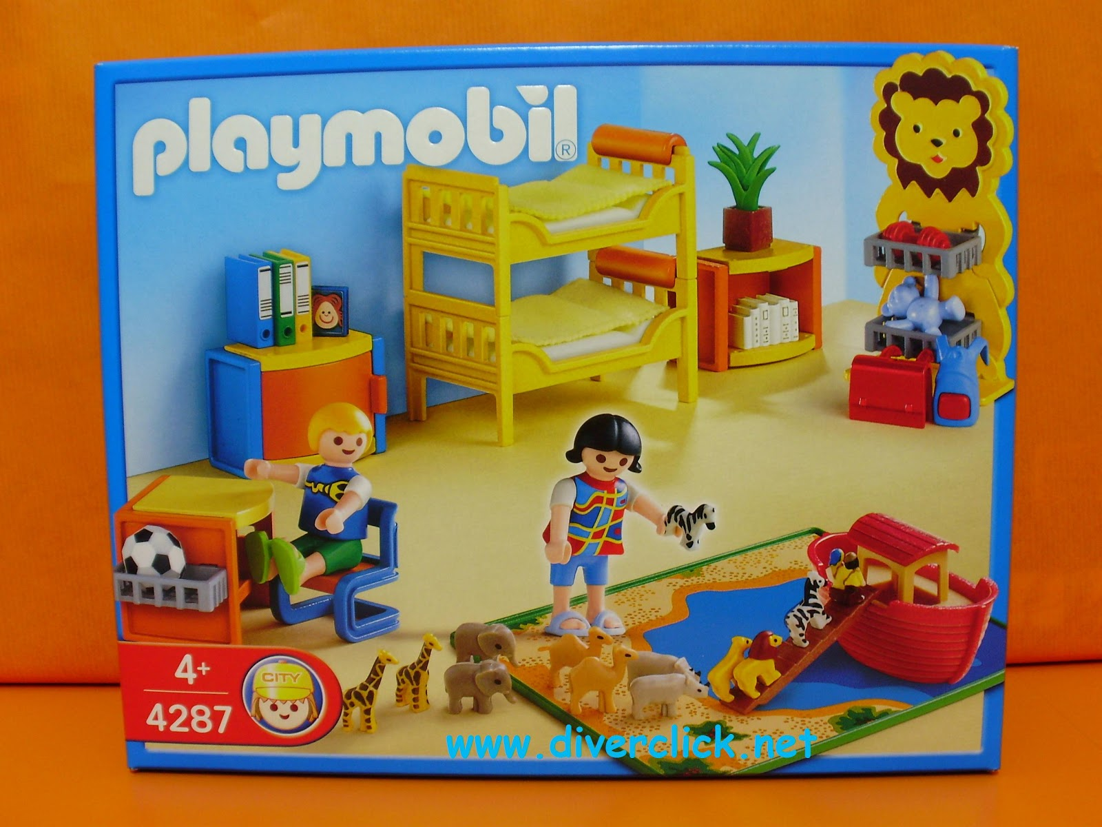 Playmobil barcelona y lego barcelona espa a venta for Playmobil kinderzimmer 4287