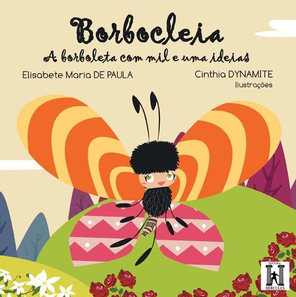 """Livro: """"Borbocleia"""""""
