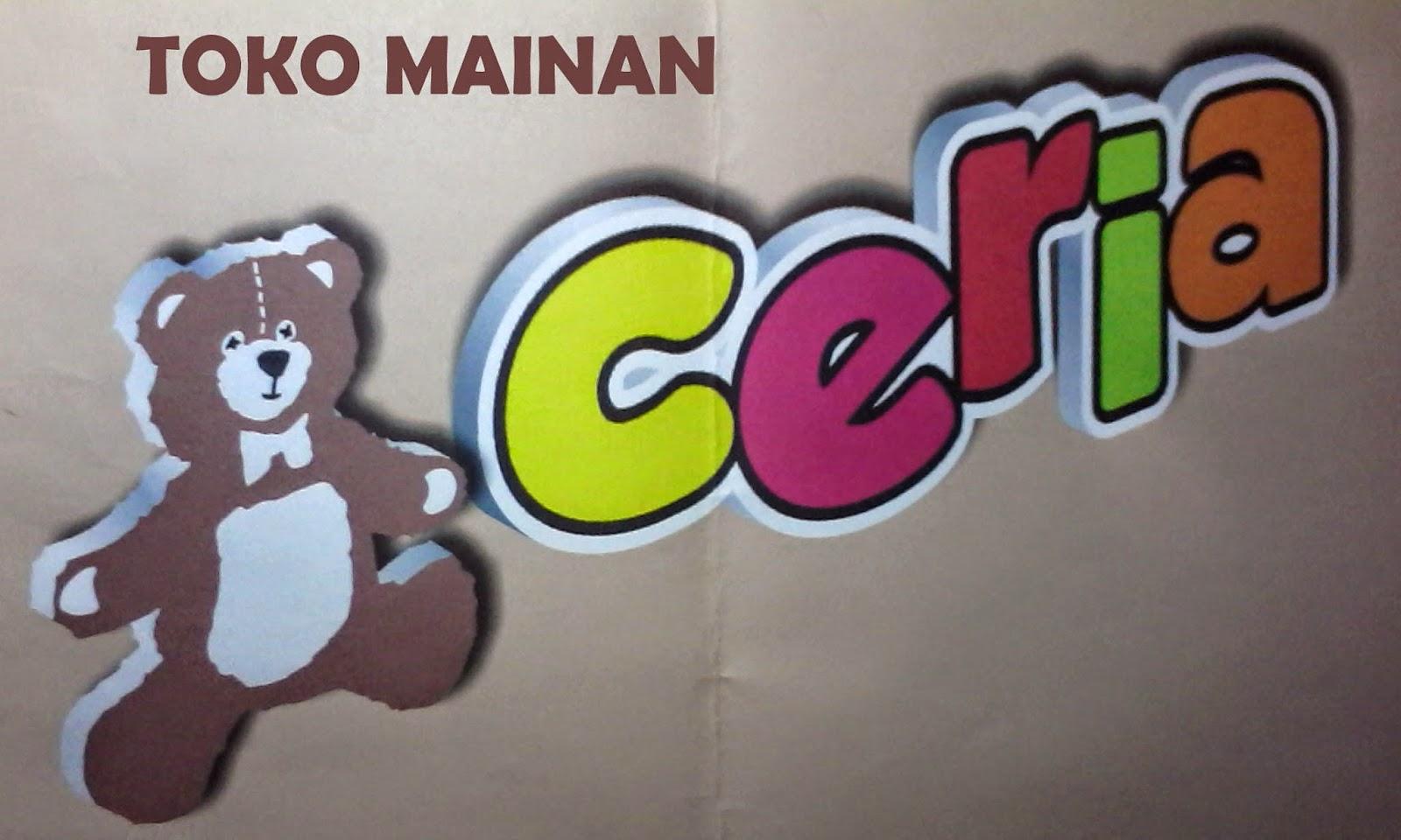 Lowongan Kerja Pramuniaga dan Sopir di Toko Mainan Ceria – Semarang