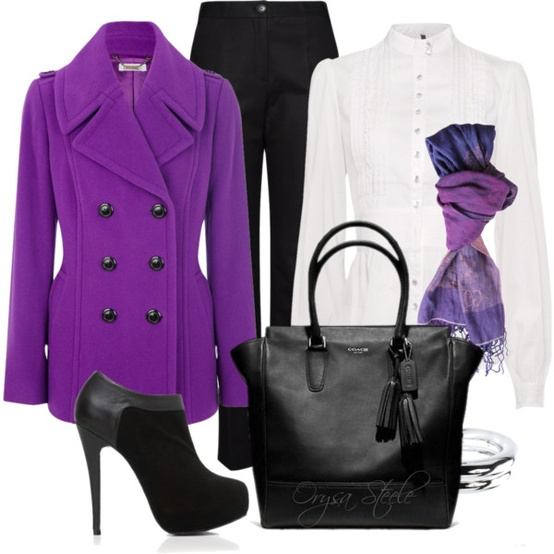 Fashion 2 Obsession Basic Colors and Fashion Combinations For This Season