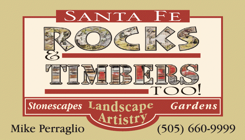 Santa Fe Rocks and Timbers