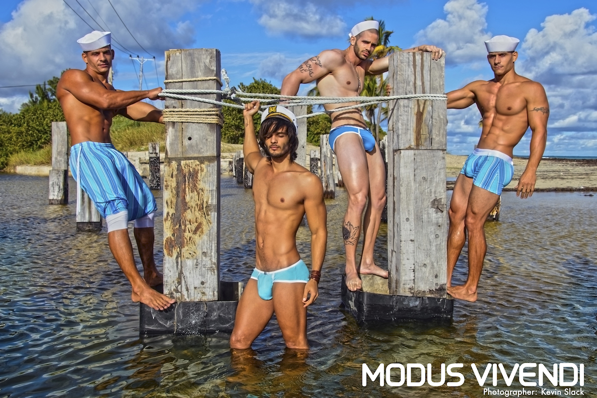 Modus Vivendi - navy line campaign