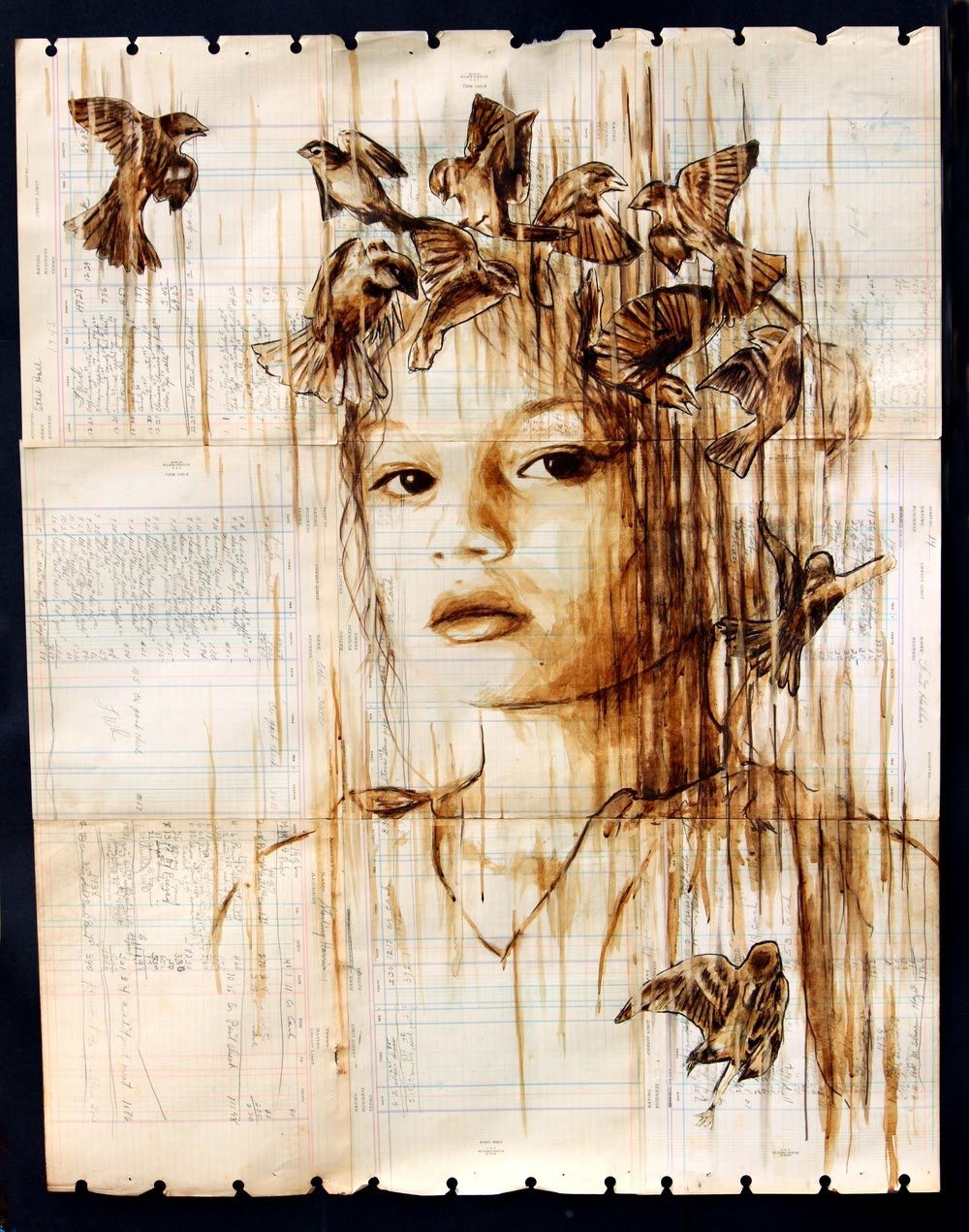 12-Ink-and-Coffee-Portrait-Paintings-Michael-Aaron-Williams-www-designstack-co