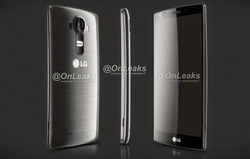 LG G4 mobile phone