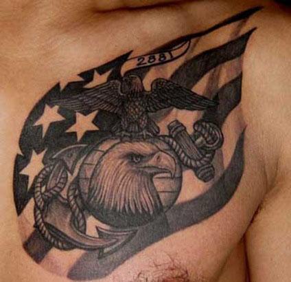 Military Tattoos