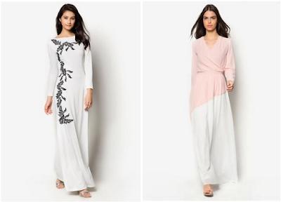 Jenama Terbaik Pakaian Muslimah Online