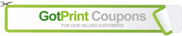 GotPrint coupon and promotional codes
