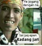 Download Gambar Meme Lucu OMJ (O Menu Jarin)