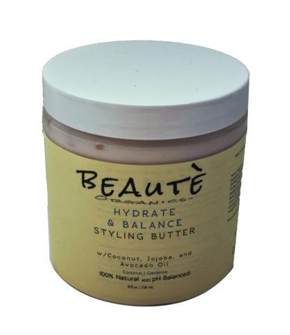 Beautè Organics Hydrate & Balance Styling Butter