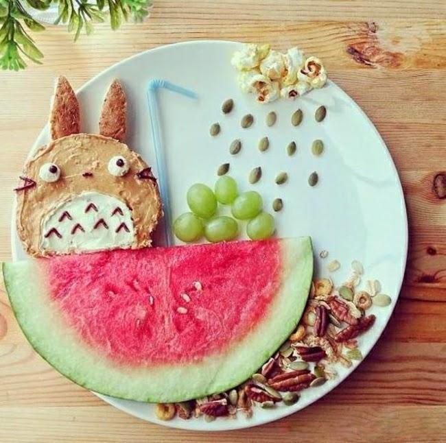 Id es d co id es pour faire manger quilibr vos enfants - Repas equilibre enfant ...