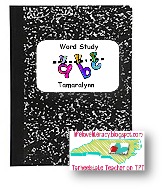 Word Study Sorts my Word Study Routine