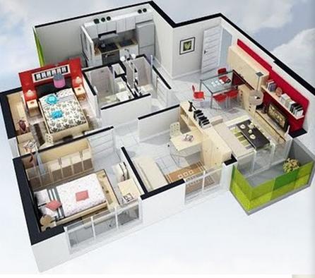 Planos de casas modelos y dise os de casas como hacer el - Como hacer un plano de una casa ...