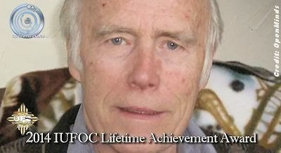 Ufologist Dr Bruce Maccabee Receives Life Time Achievement Award
