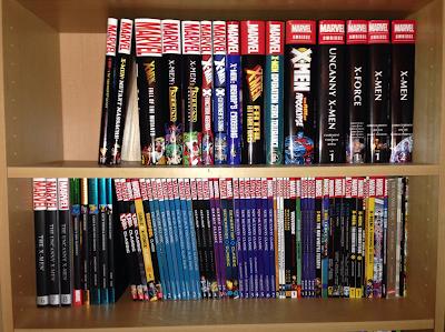 not a hoax not a dream xmen collected editions