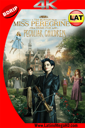 Miss Peregrine y Los Niños Peculiares (2016) Latino Ultra HD 4K 2160P ()