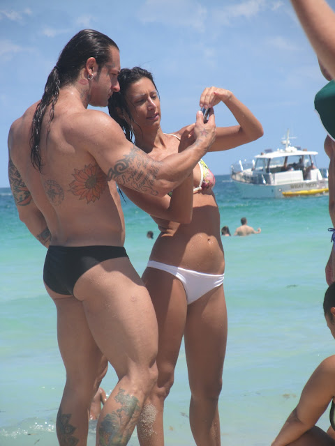 Miami Beach,hot guy,tattoos