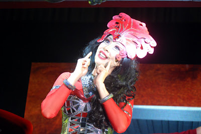 Giselle Sanchez as Salaminkera for Sangobion