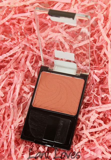 Wet n Wild Berry Shimmer blush swatches & review