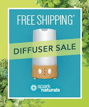 Diffuser Sale @Spark Naturals 20% off w/code! Free shipping too