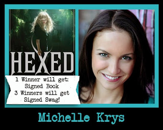 HEXED by Michelle Krys Release Day Celebration