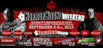 Horrorhound Weekend September 6-8th