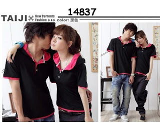 Hoddie couple korea topi fanta