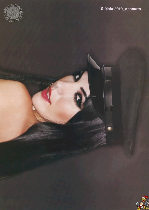 E Bbb Anamara Maroca Nua Pelada Na Playboy