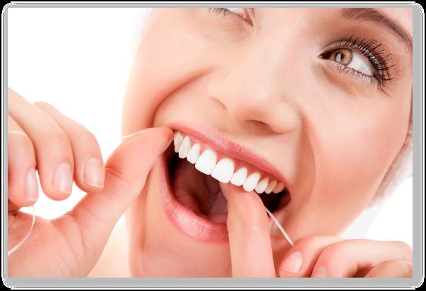 Parodontoza - regim alimentar, retete naturiste, automasaj