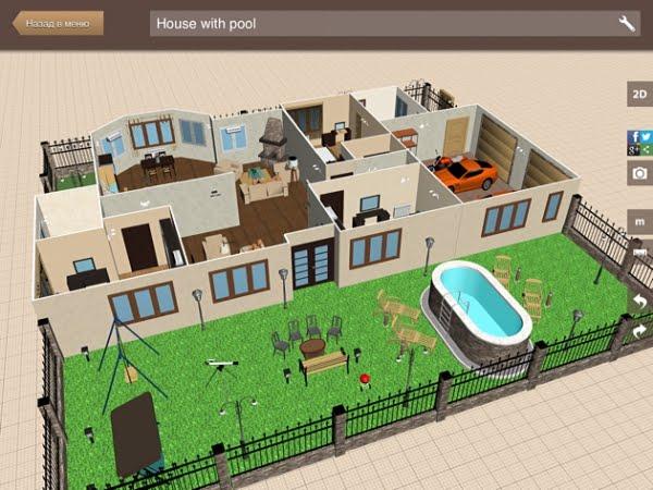 Nuestros diseños con planner 5D