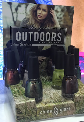 CosmoProf 2015: China Glaze