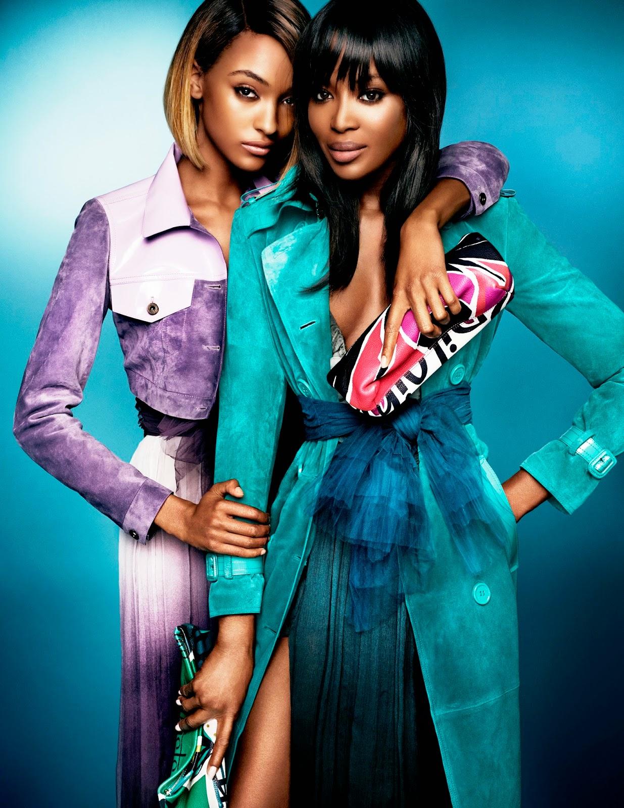 F@shion Tour Brasil: Naomi Campbell e Jourdan Dunn ...