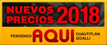 NUEVOS PRECIOS 2017